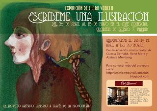 Exposición de Clara Varela